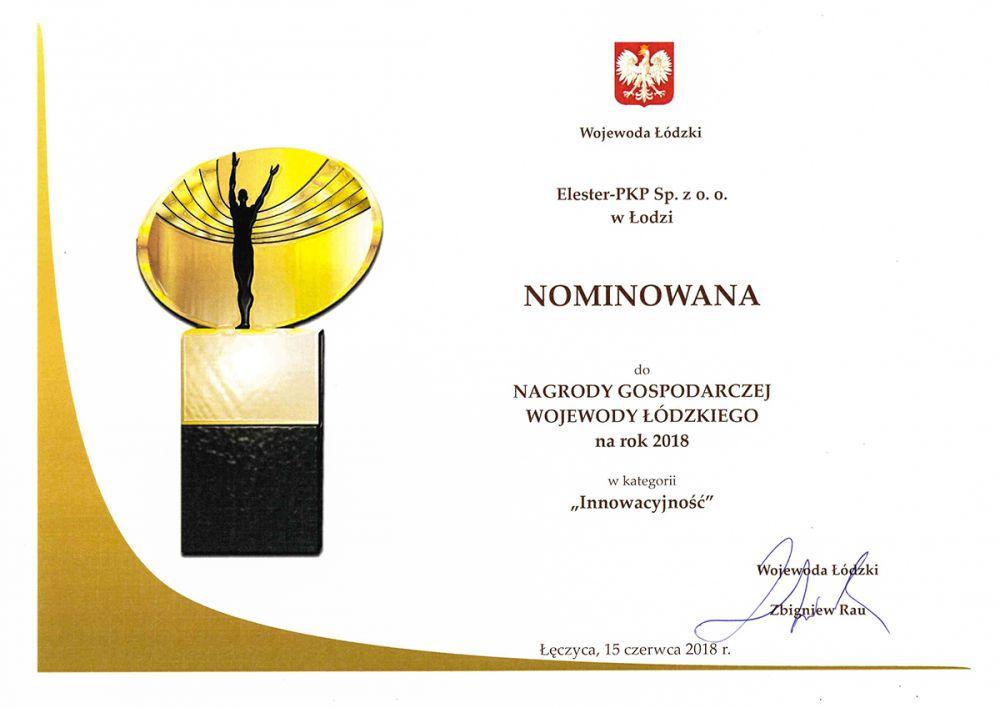 Nagroda Wojewody Łódzkiego